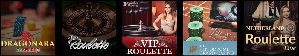 roulette spill i Norge